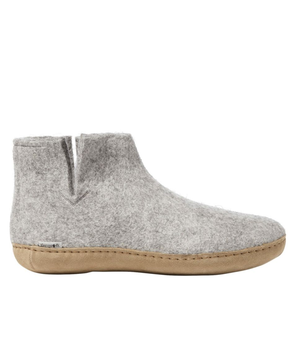 Adults' Glerups Wool Slipper Boots