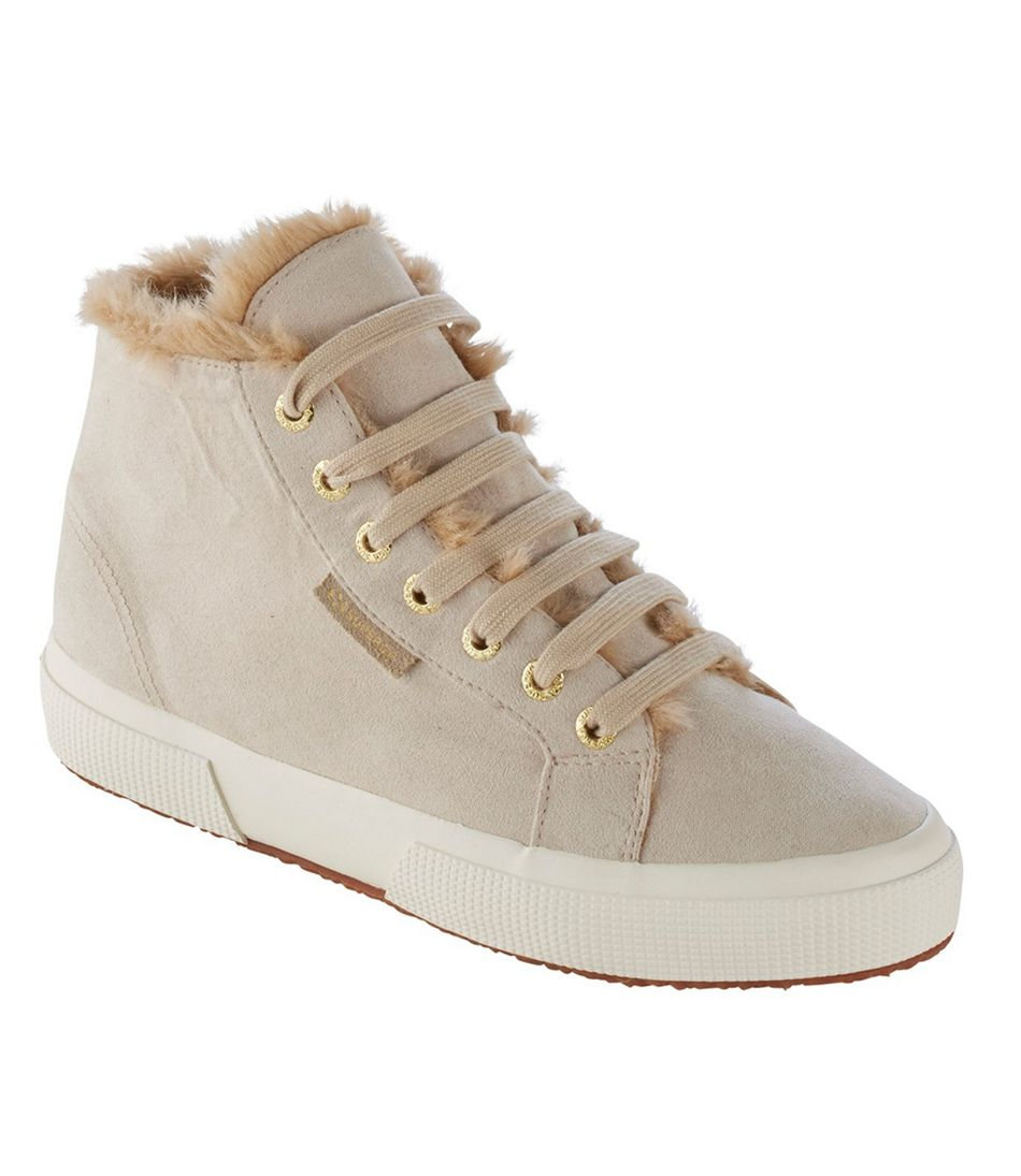 2795 Lined Women's High Top Sneakers Superga W29YEHID