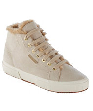 Women's Superga 2795 Lined High-Top Sneakers