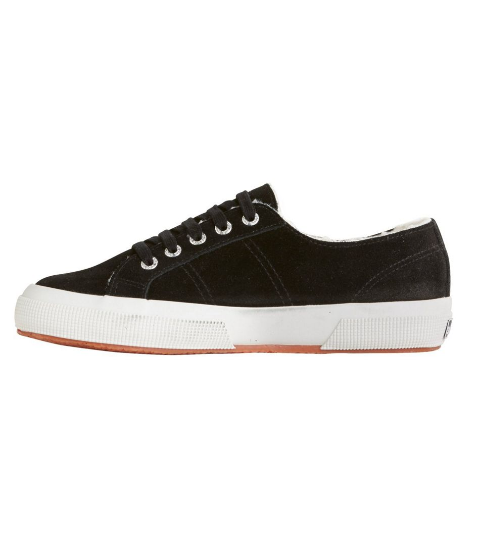 Superga 2750 Sherpa-Lined Sneaker