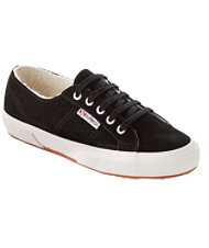 Women's Superga 2750 Sherpa-Lined Sneaker
