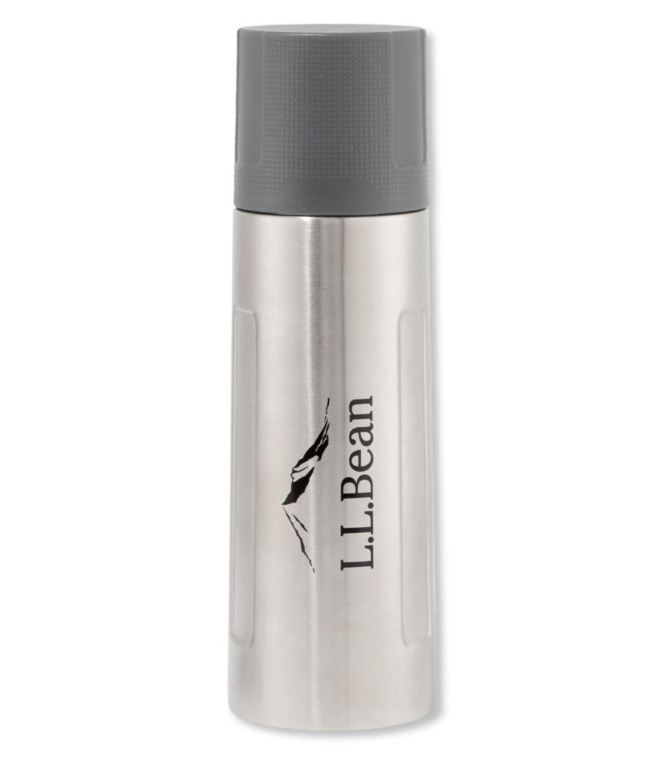 L.L.Bean Stainless Steel Vacuum Bottle, 1 Liter