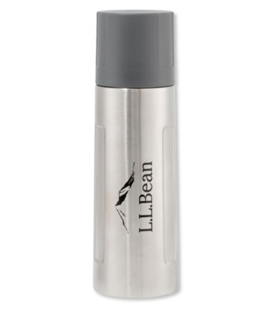 L.L.Bean Stainless Steel Vacuum Bottle, 1 Liter