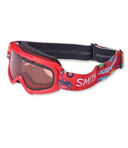 Kids' Smith Gambler Ski Goggles