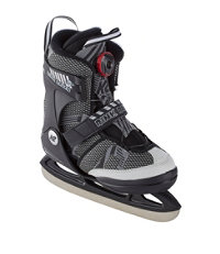 Kids' K2 Rink Raven Skates with Boa closure