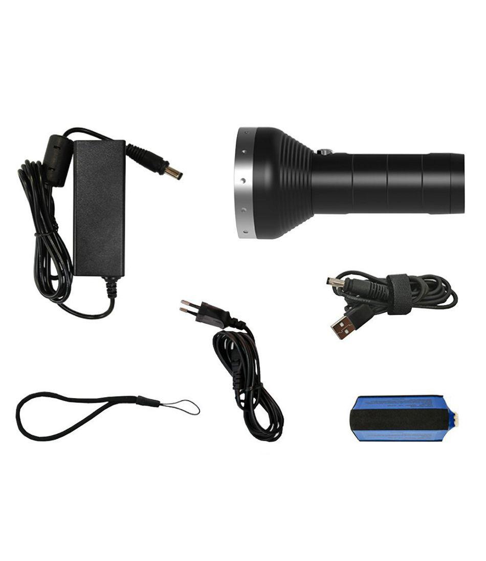 LED Lenser MT18 3000 Lumen Rechargeable Flashlight