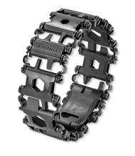 Leatherman Tread Wearable Multitool, Black