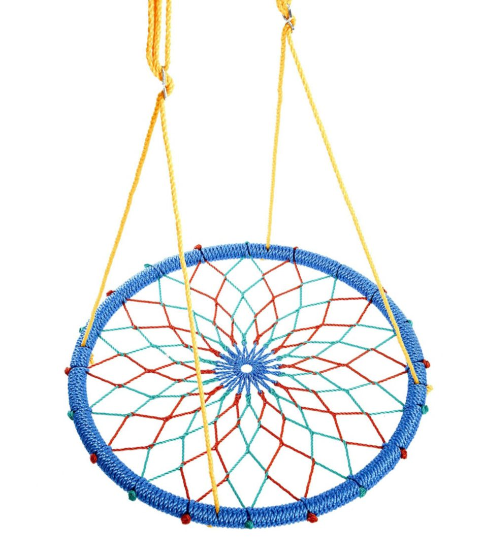 Dreamcatcher Swing with Tree Hanging Strap