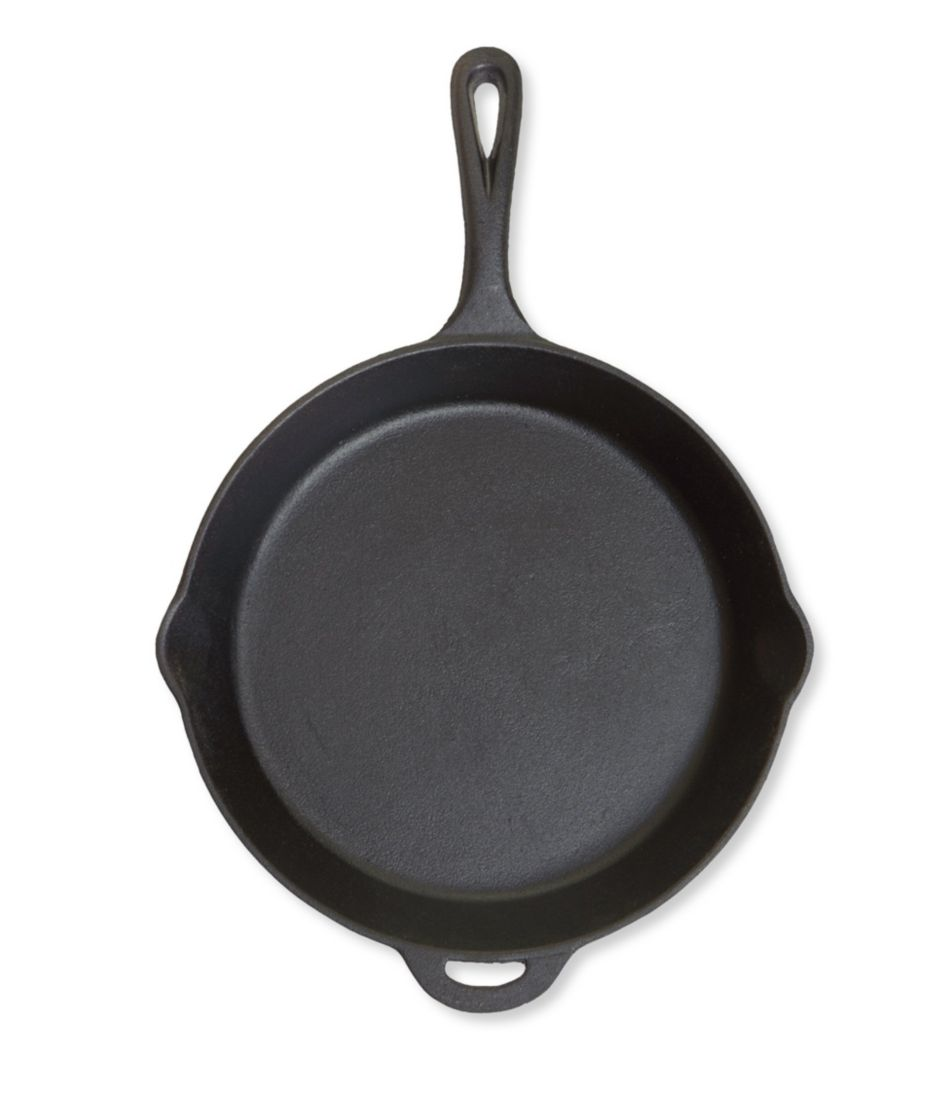 Camp Chef Seasoned Cast Iron Skillets