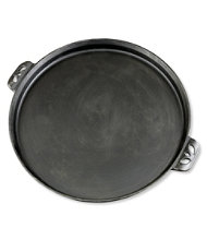 Camp Chef Seasoned Cast Iron Pizza Pan, 14""