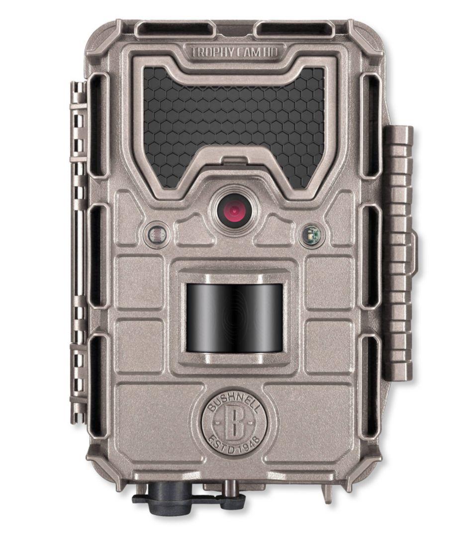 Bushnell Trophy Cam HD Aggressor Low Glow Game Camera