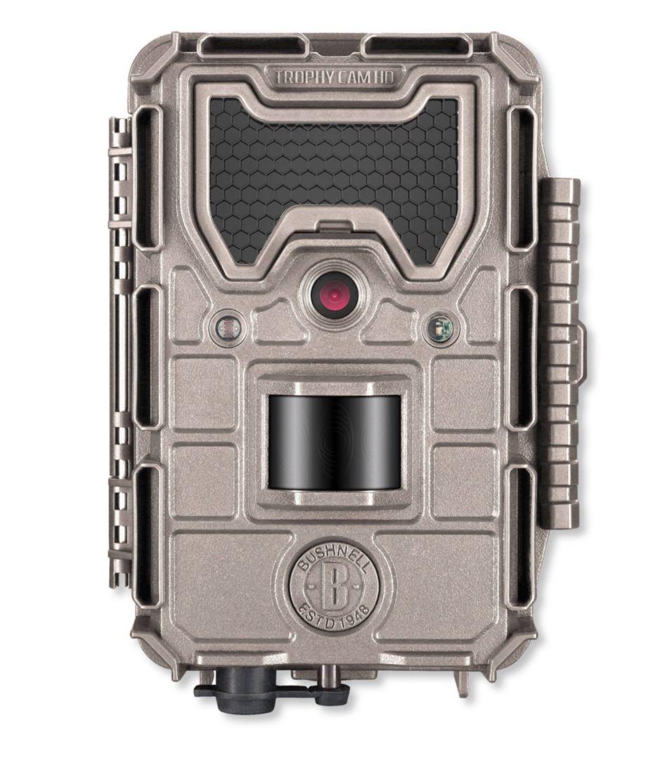 Bushnell Trophy Cam HD Aggressor No-Glow Game Camera