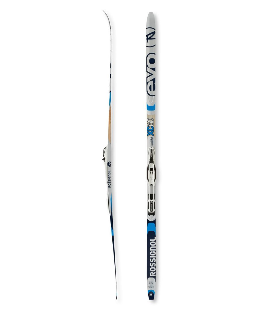 Adults' Rossignol EVO XC 60 IFP Skis
