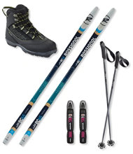 Rossignol BC 65 Ski Set with BC X4 Boots