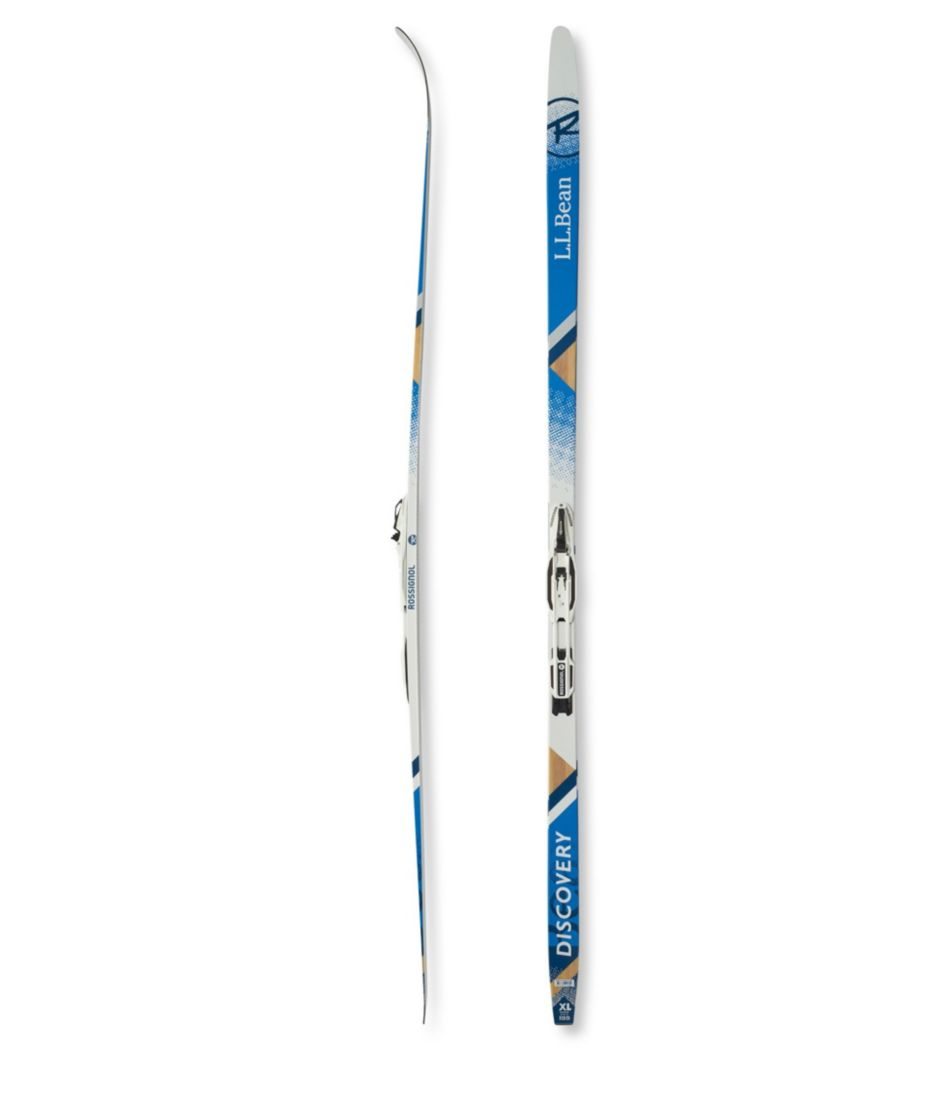 Discovery Positrack IFP Skis with Turnamic Bindings
