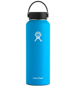Hydro Flask Wide Mouth Water Bottle, 40 oz.