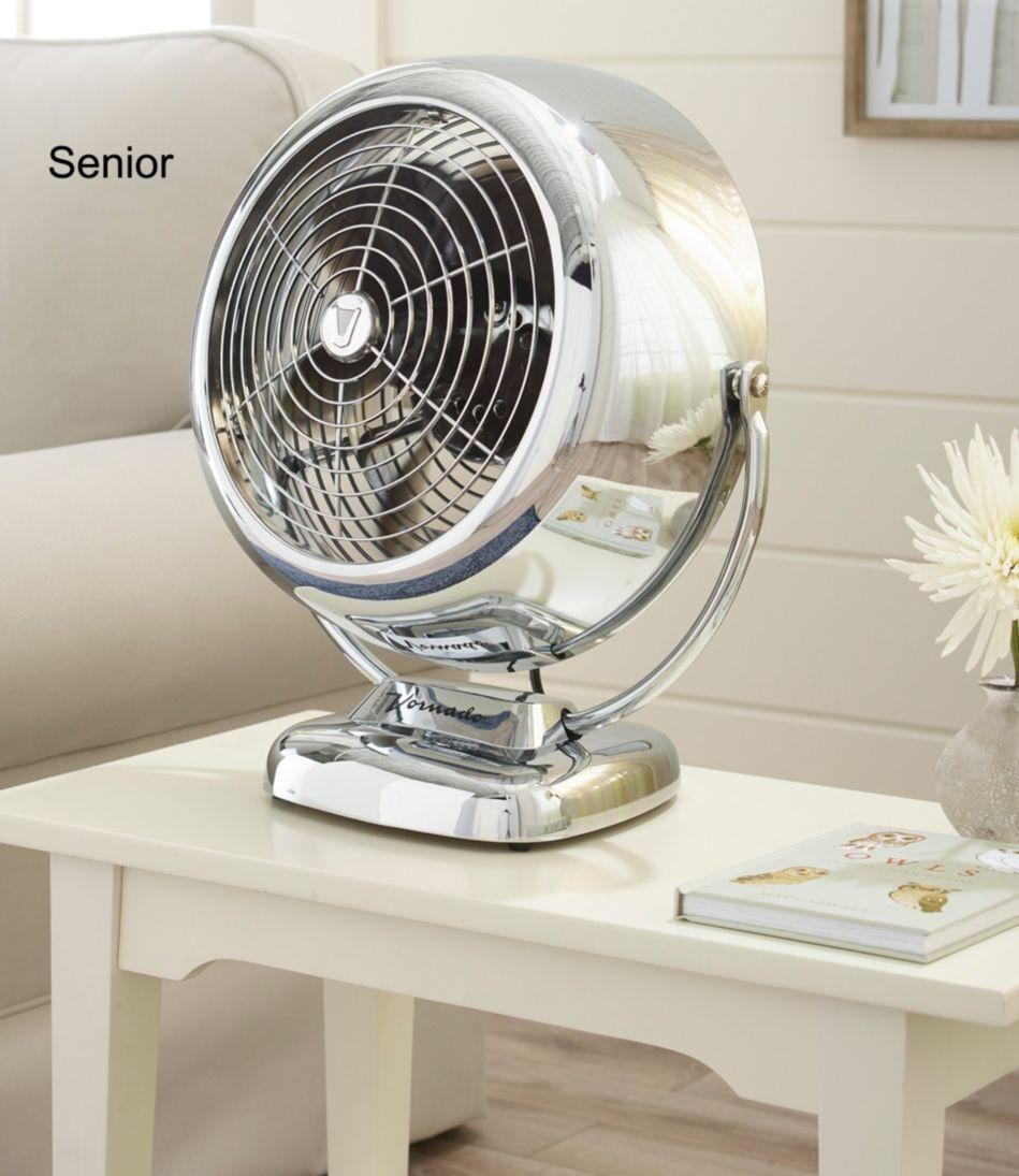 Vornado Fan, Chrome