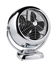 Vornado Fan, Chrome