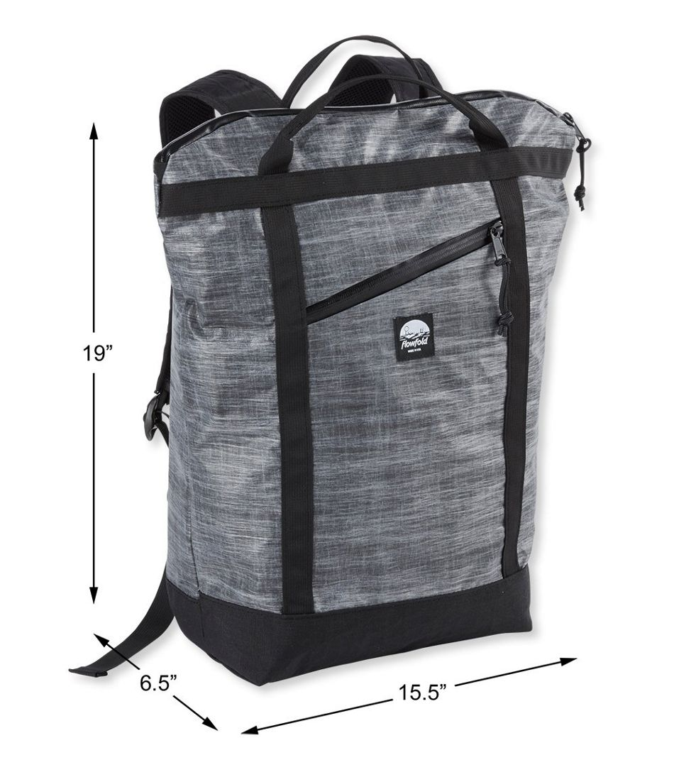Flowfold Denizen Limited Tote Backpack d8d8a39473