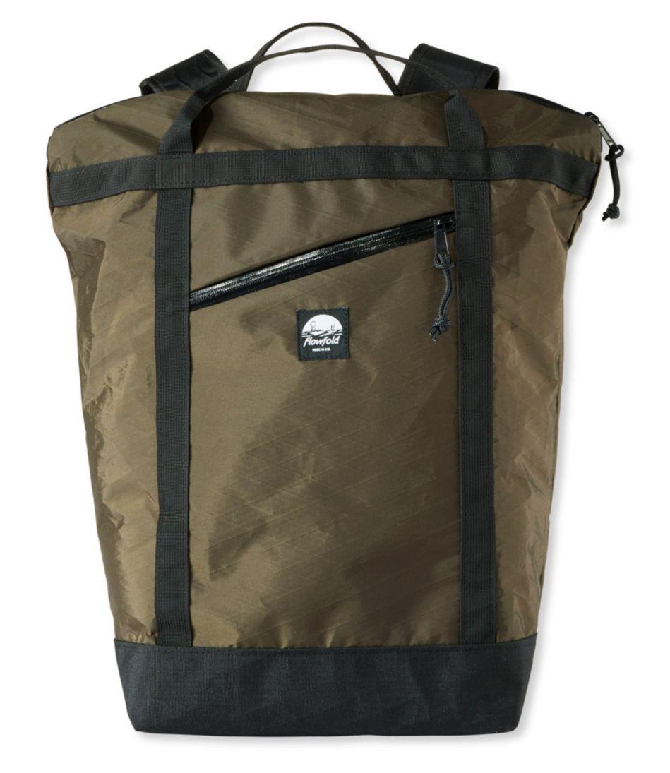 Flowfold Denizen Limited Tote Backpack