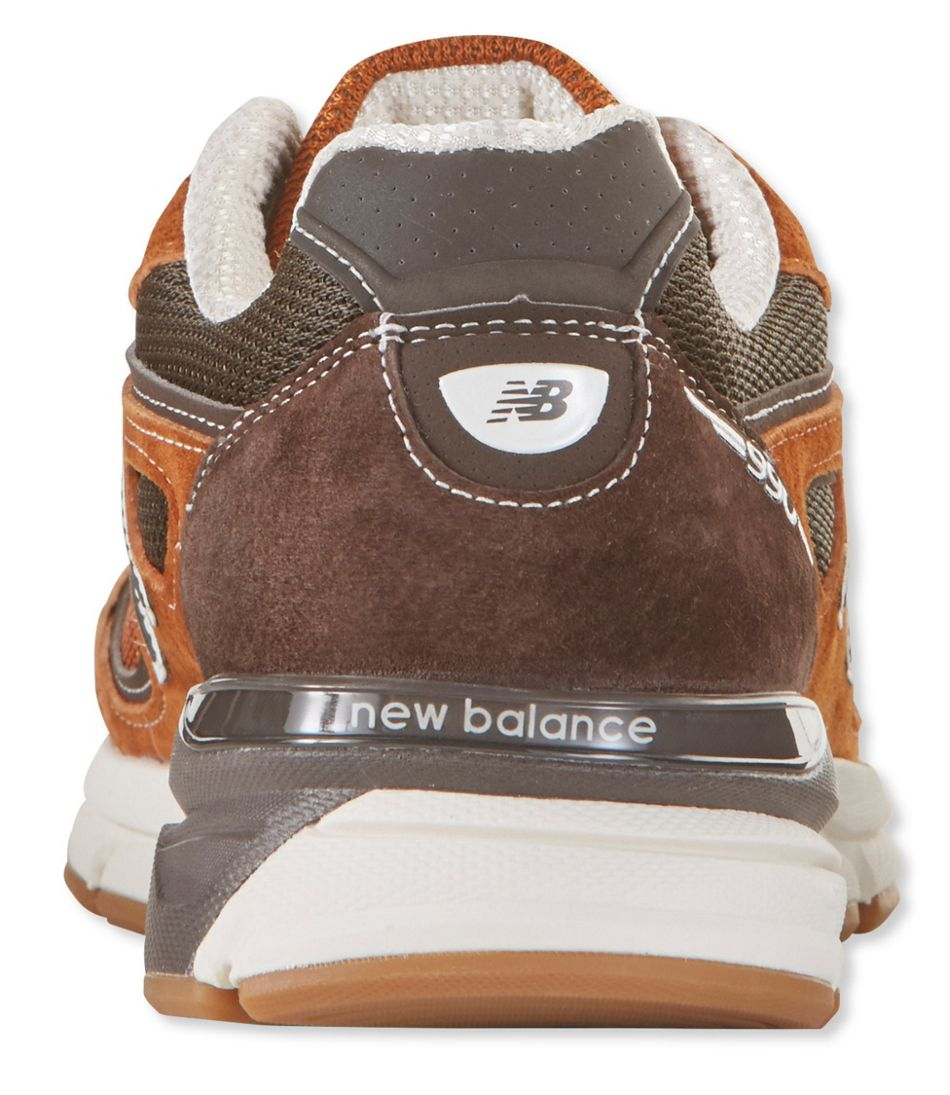 sale retailer 7afa5 51b70 Men's New Balance for L.L.Bean 990v4 Running Shoes