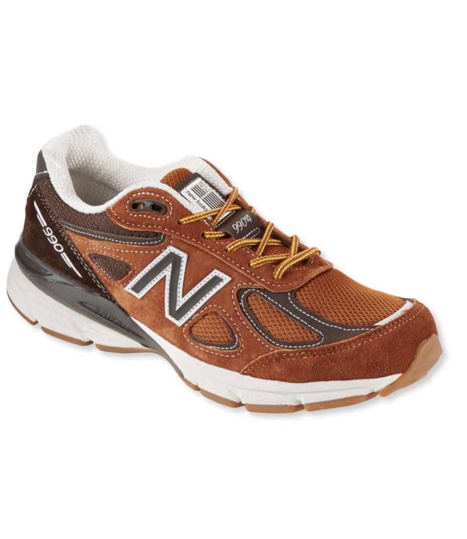 the best attitude 81399 5bb16 Women's New Balance for L.L.Bean 990v4 Running Shoes