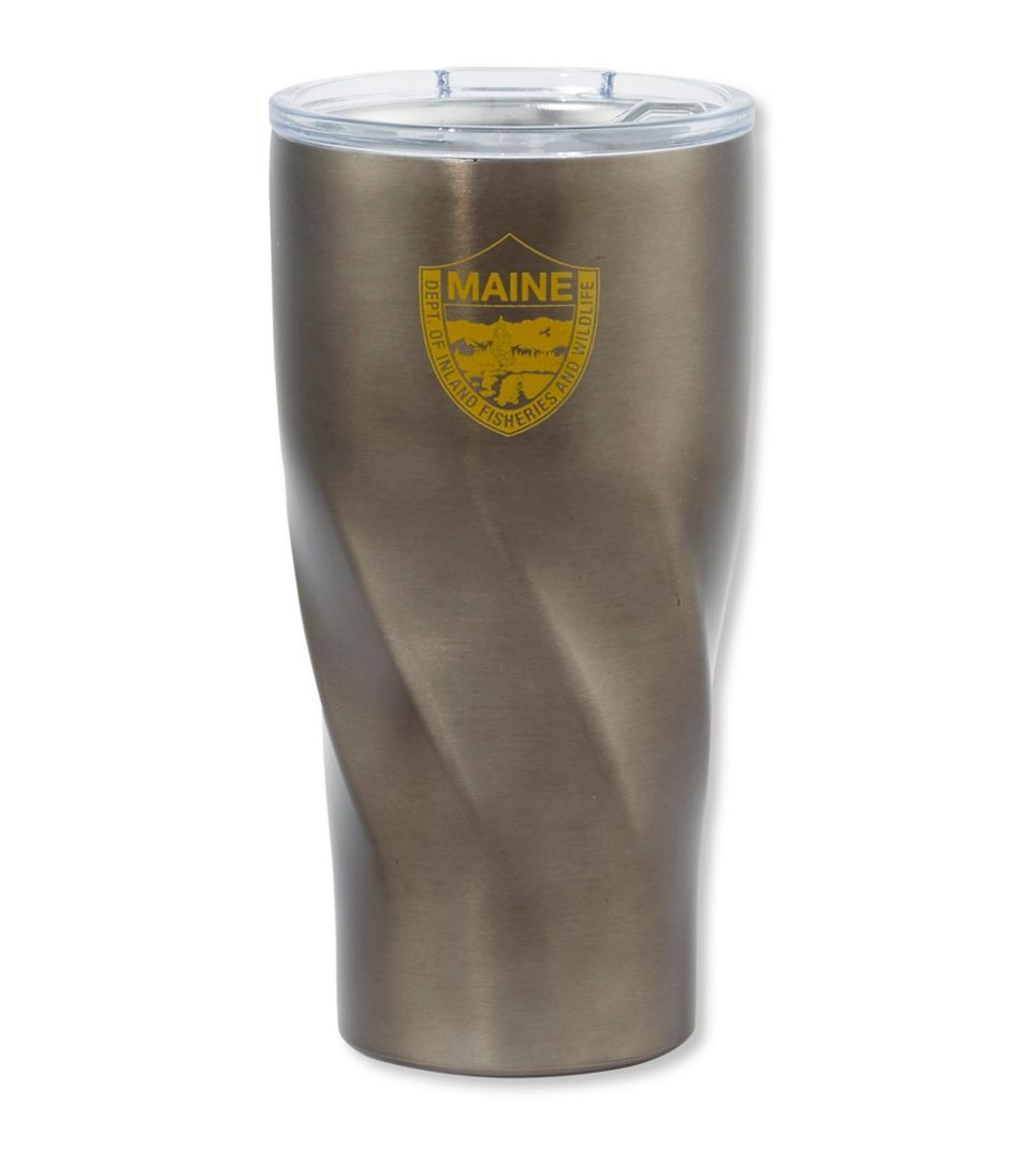 Maine IF&W Travel Mug, 20 oz.