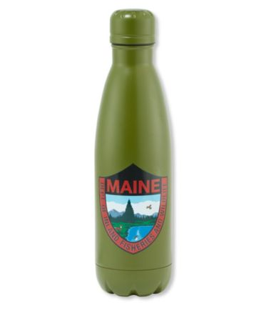 Maine IF&W Thermobottle, 17 oz.