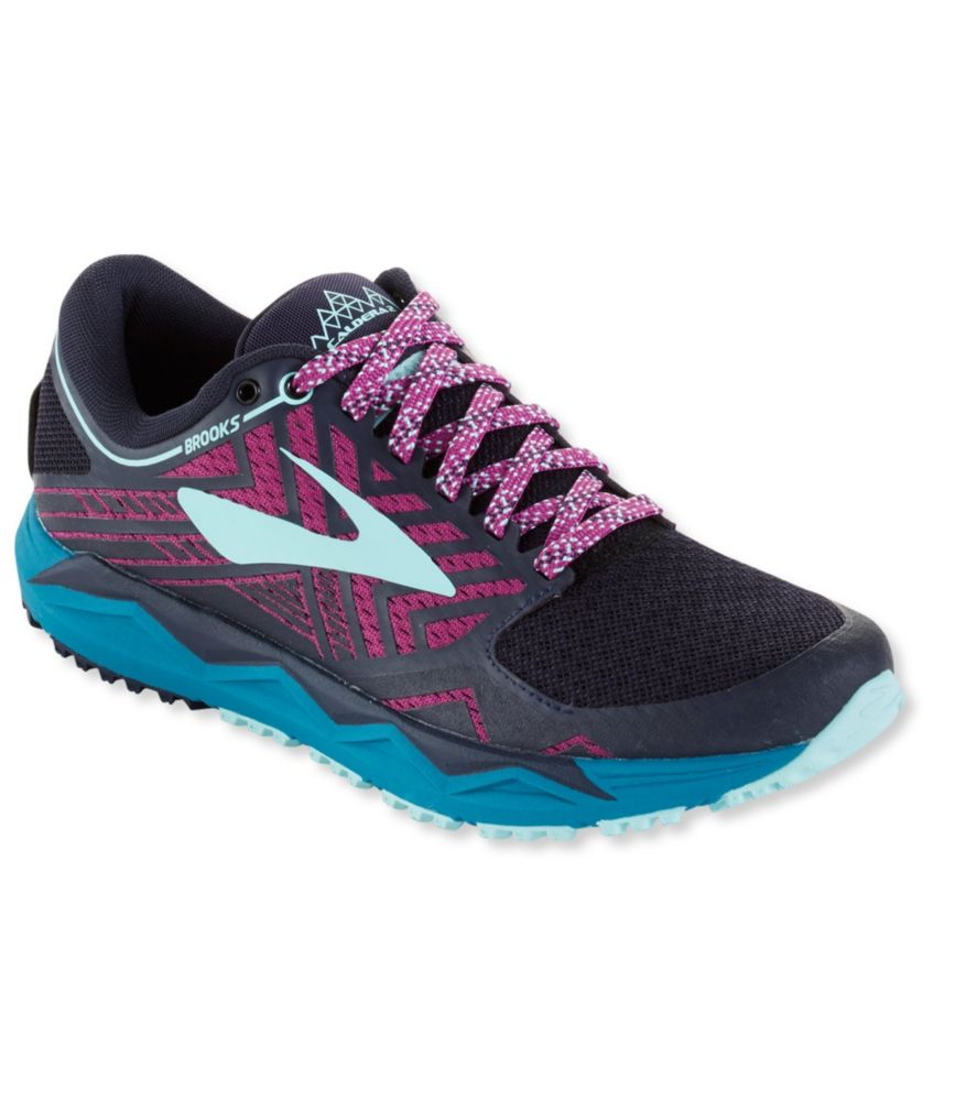 brooks trail running shoes womens