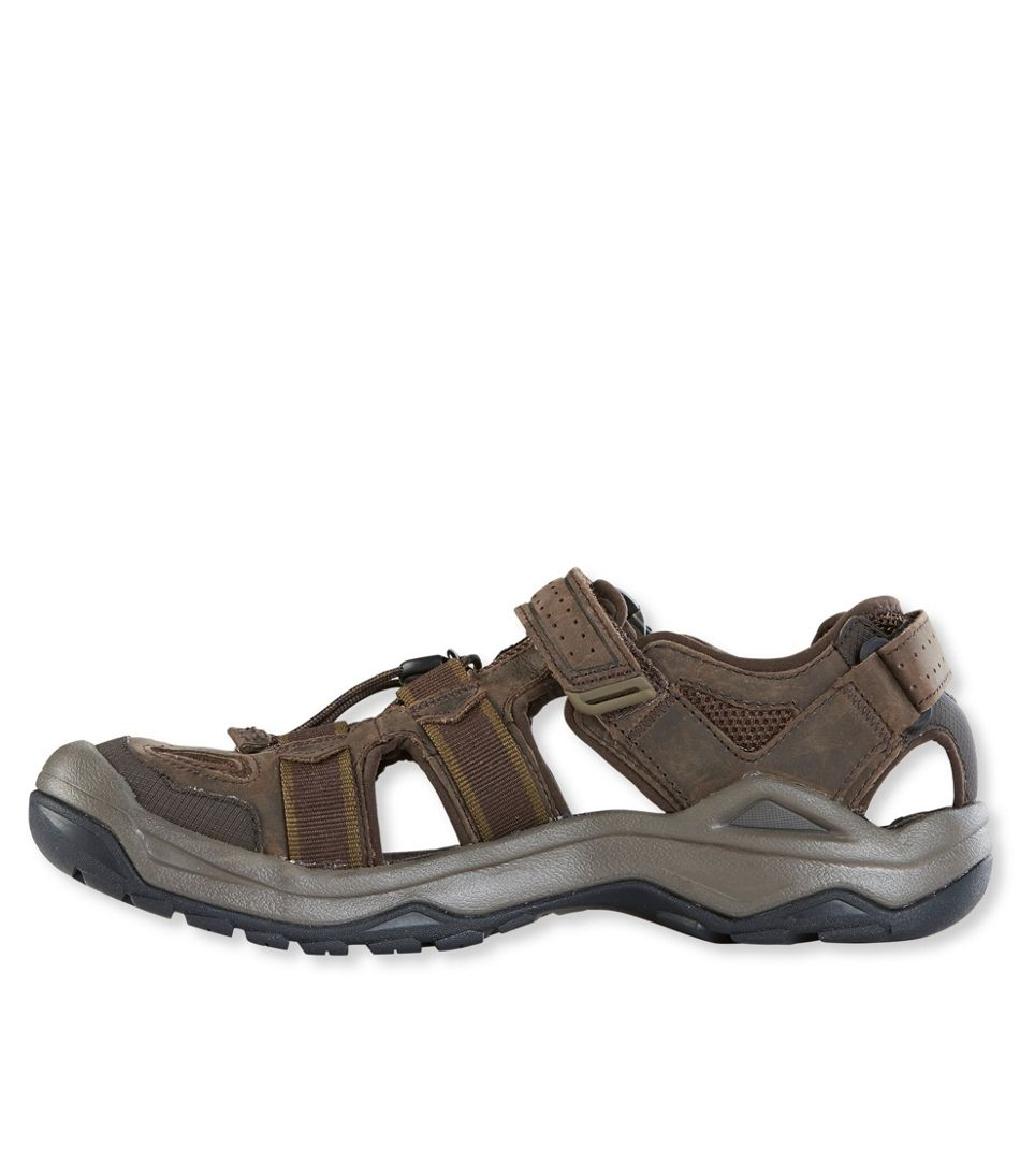 5e16252235cd Men s Teva Omnium 2 Leather Sandals