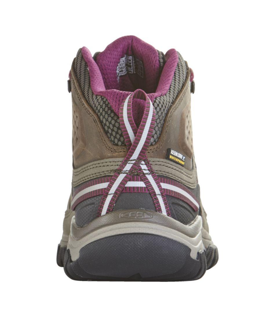 Women's Keen Targhee III Hikers, Waterproof Mid