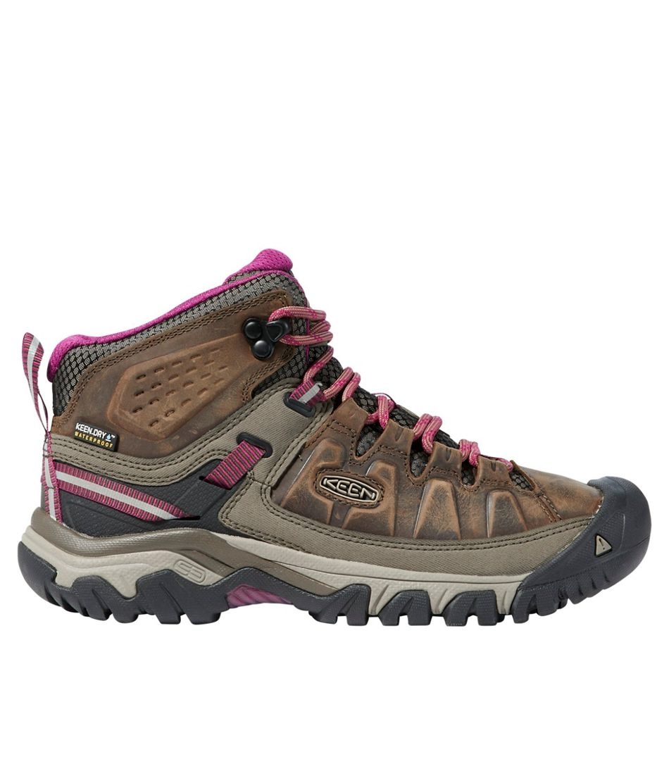 9915af53c6f Women's Keen Targhee III Hikers, Waterproof Mid