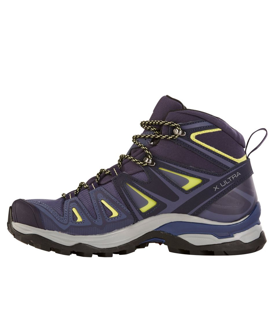 Women's Salomon X Ultra Mid 3 Gore-Tex Hikers