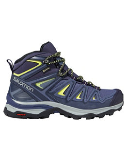 Women's Salomon X Ultra Mid 3 Gore-Tex Hikers