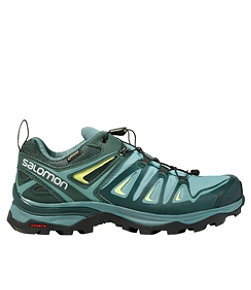 Women's Salomon X Ultra Low Gore-Tex Hikers