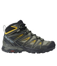 Men's Salomon X Ultra Mid 3 Gore-Tex Hikers