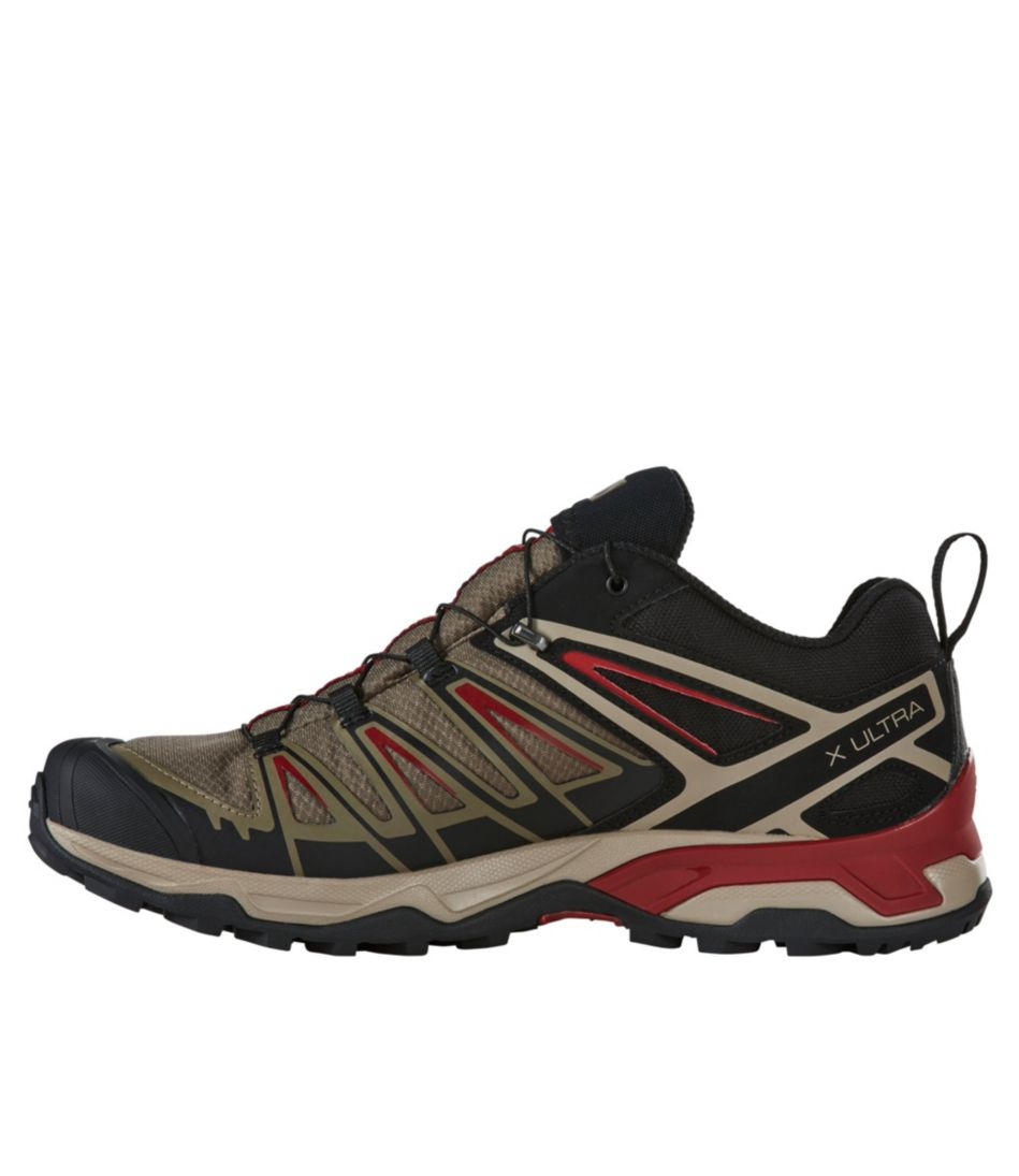 Men's Salomon X Ultra Low Gore-Tex Hikers