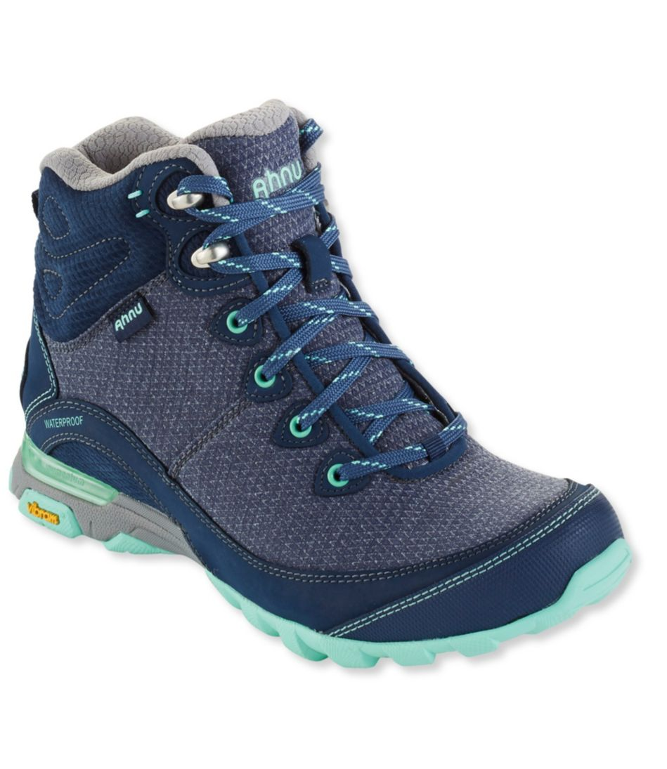 Women's Ahnu Sugarpine II Hiking Boots, Waterproof