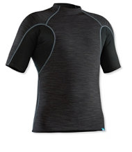 Men's NRS HydroSkin .5mm Shirt, Short-Sleeve