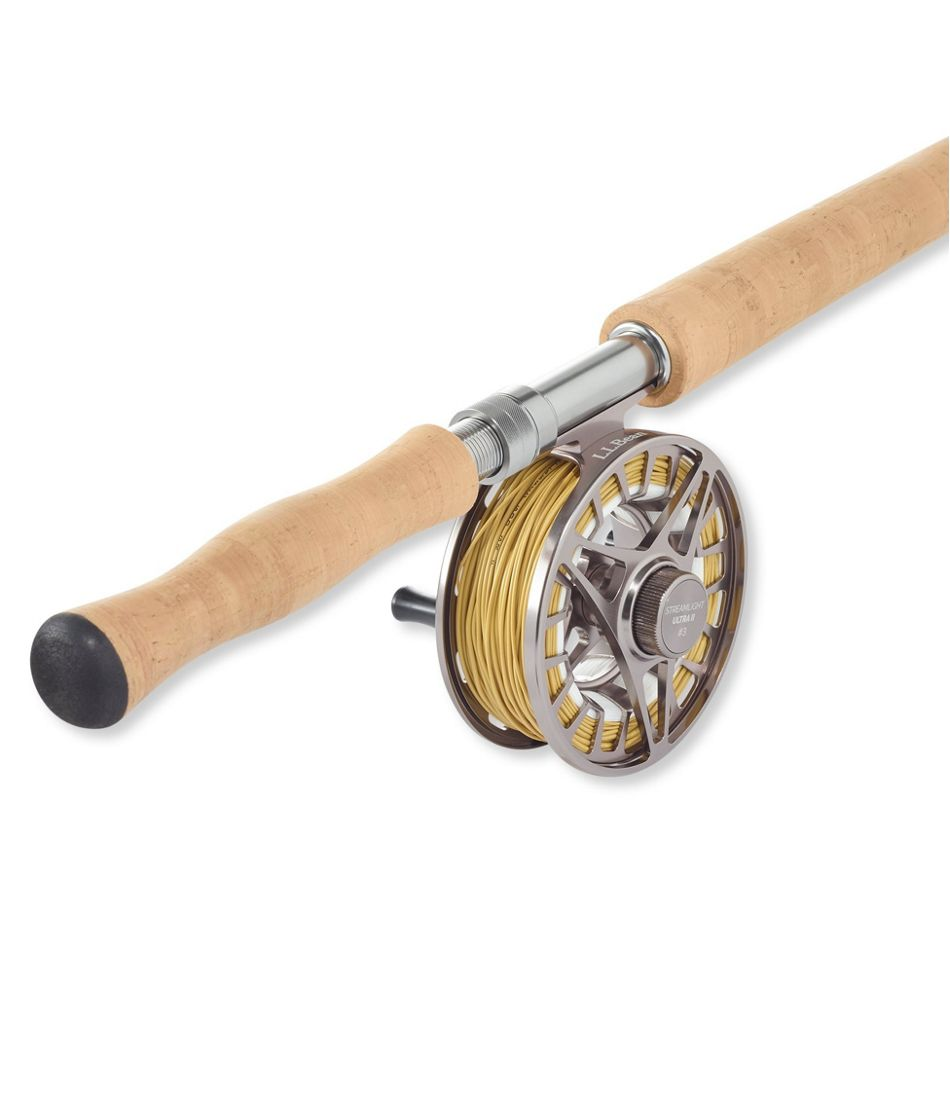 Streamlight Ultra II Two-Handed Fly Rod Outfit, 7-9 Wt.