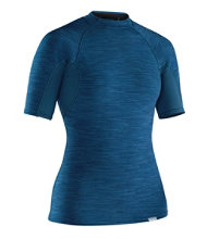 Women's NRS HydroSkin .5mm Shirt, Short-Sleeve