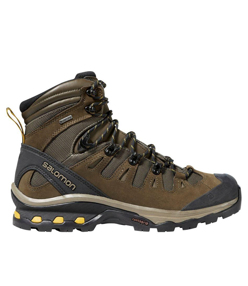cb9dc478b5 Men's Salomon Quest 4D 3 Mid Gore-Tex Hiking Boots