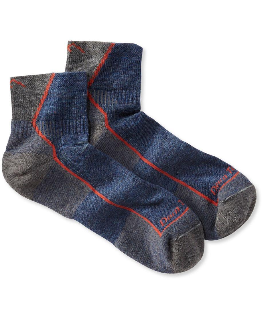 Darn Tough Cushion Socks, Quarter-Crew