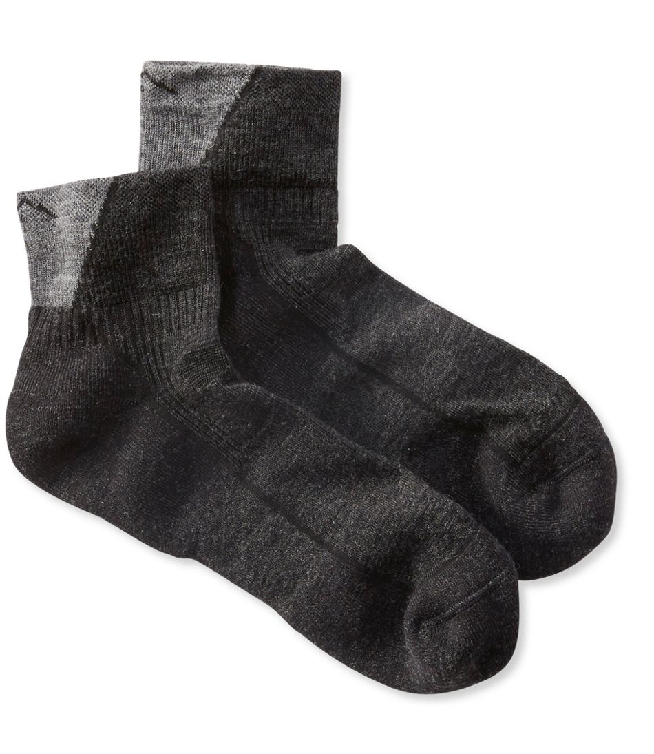 Men's Darn Tough Cushion Socks, Quarter-Crew