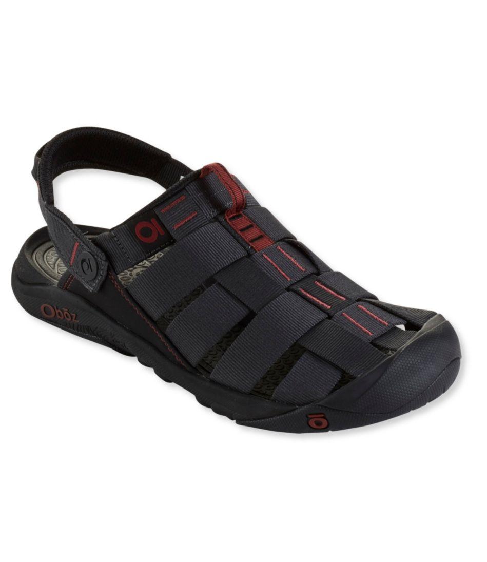 Men's Oboz Campster Sandals