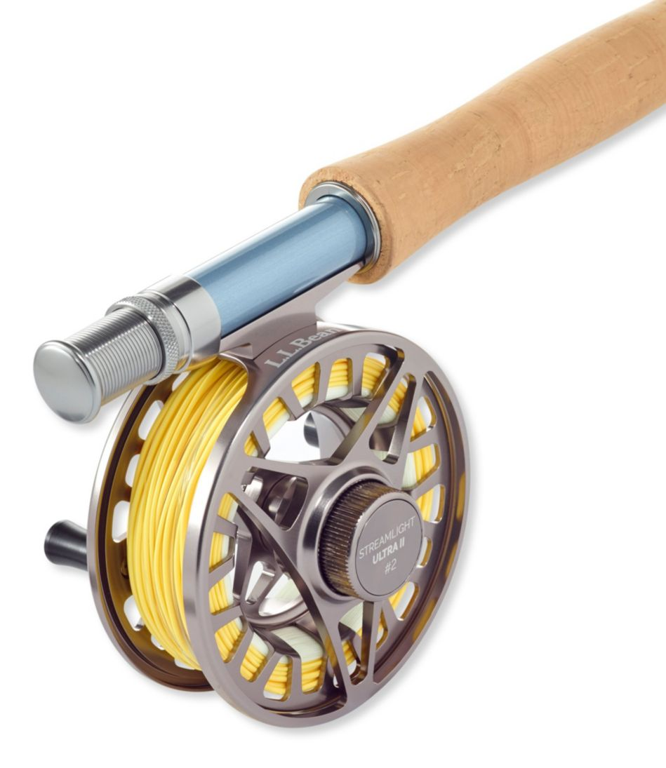 "Women's Streamlight Ultra II Fly Rod Outfit, 8'9"", 5 Wt."