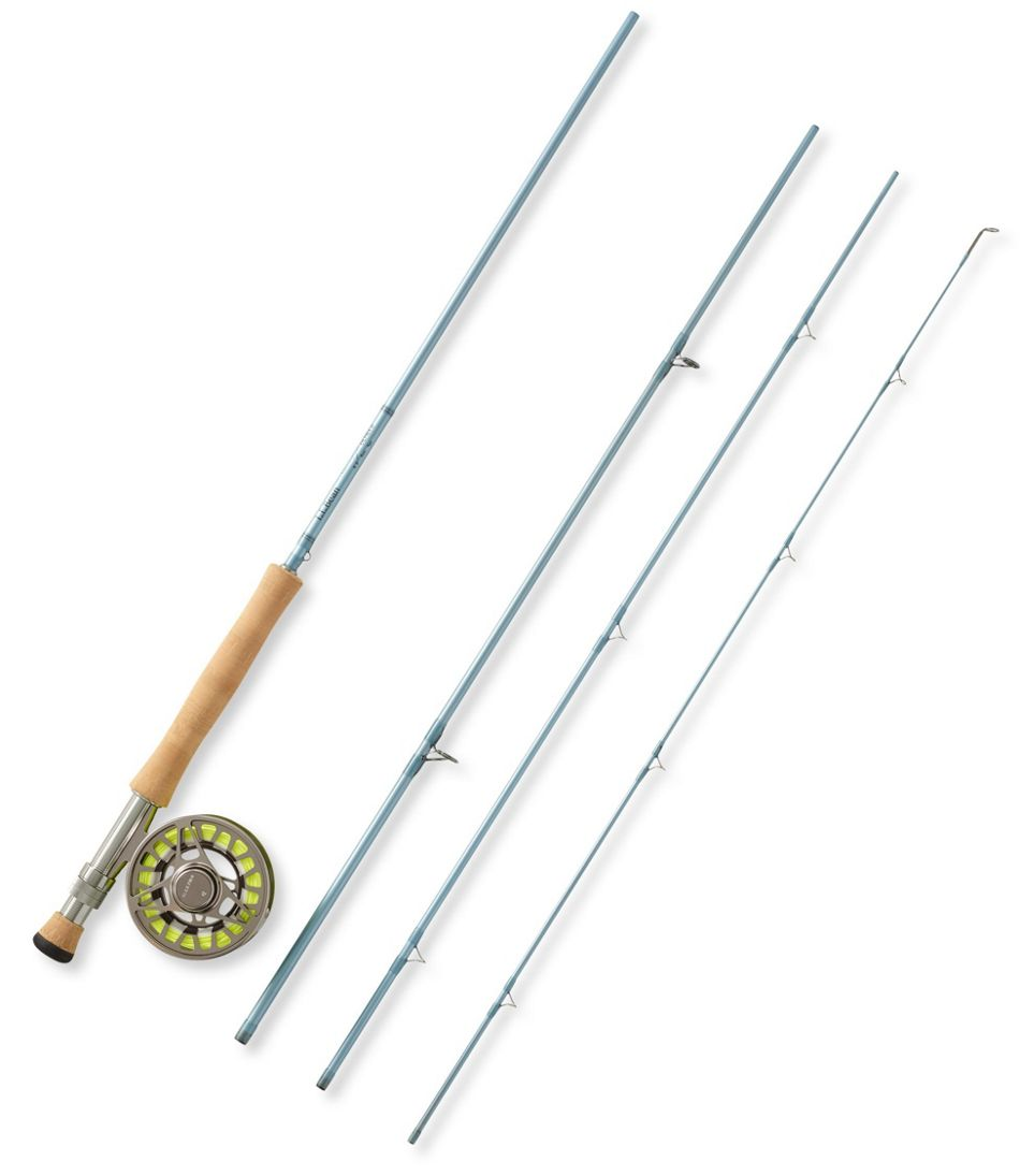 "Women's Streamlight Ultra II Fly Rod Outfit, 8'9"", 8 Wt."