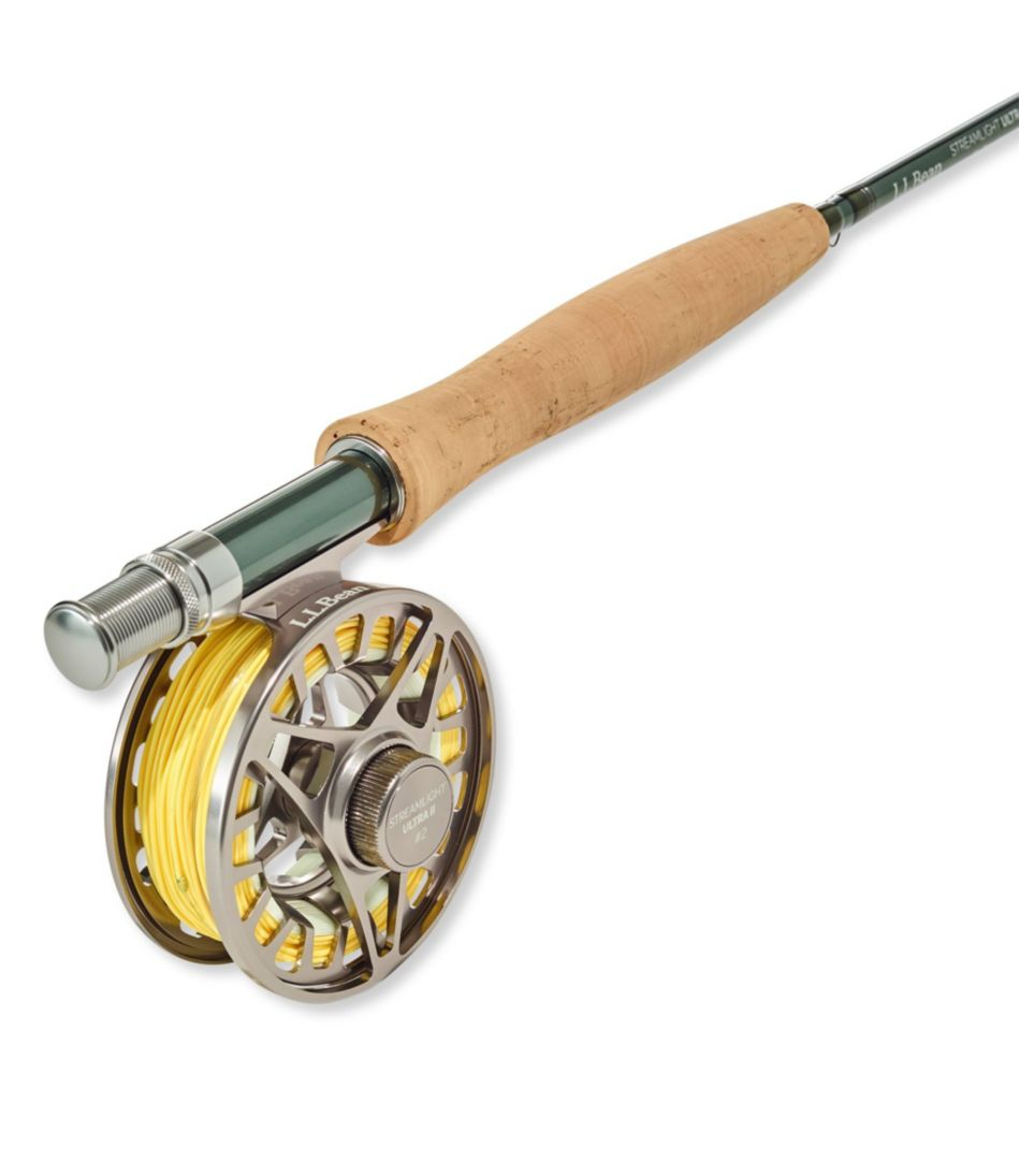 L.L.Bean Streamlight Ultra II Freshwater Fly Rod Outfit, 4-6 Wt.