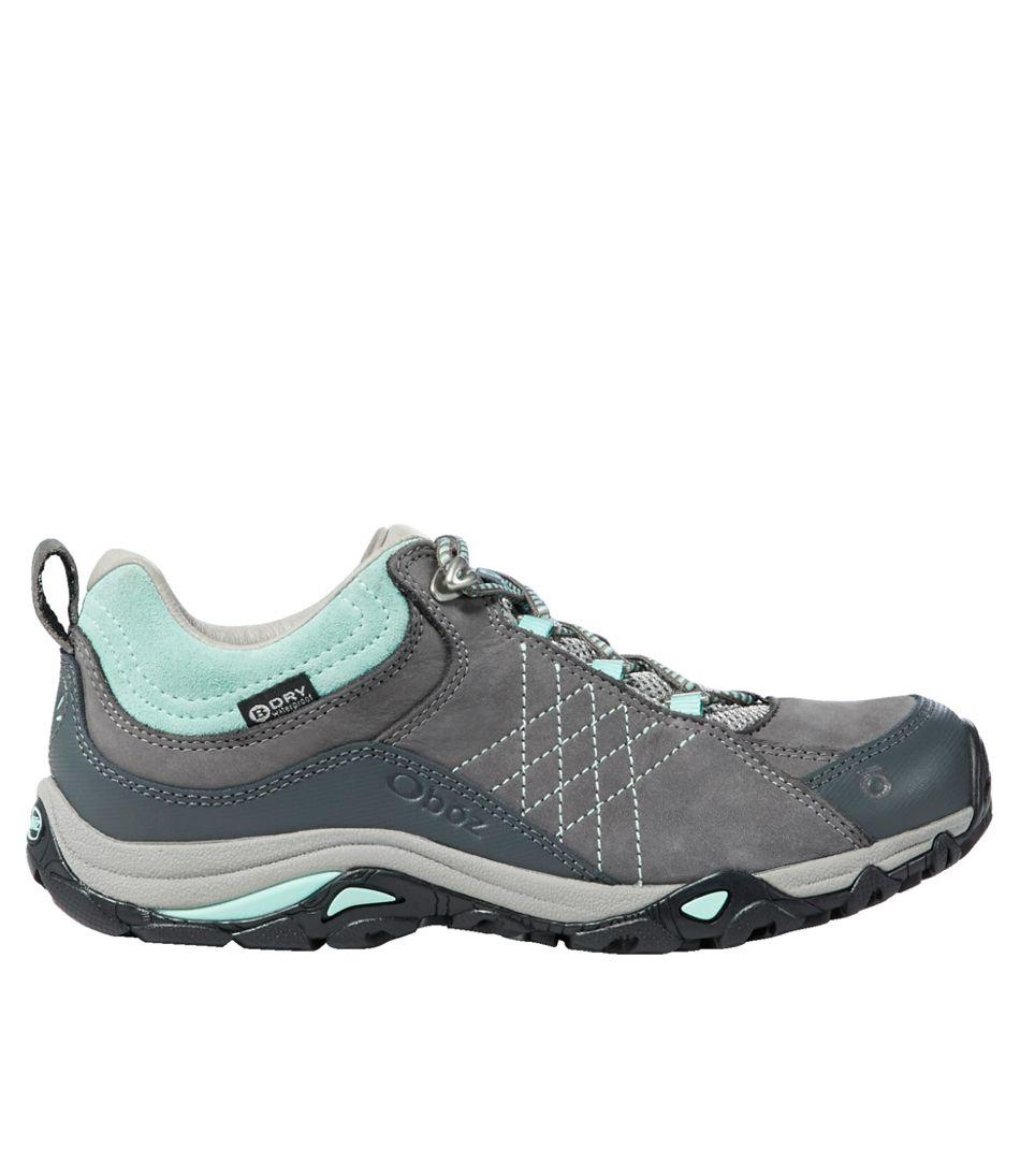 Women's Oboz Sapphire Waterproof Hiking Shoes
