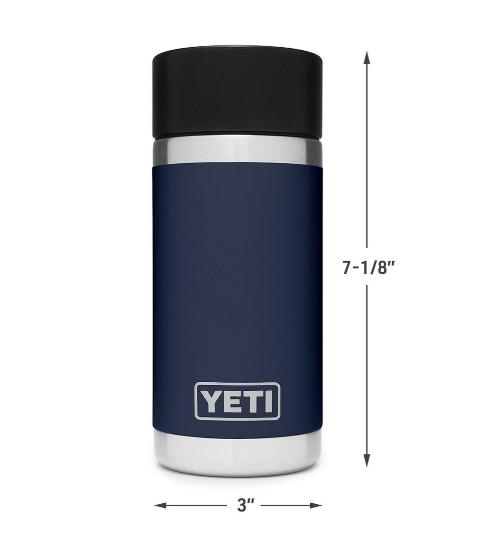 Yeti Rambler Bottle With HotShot Cap, 12 oz